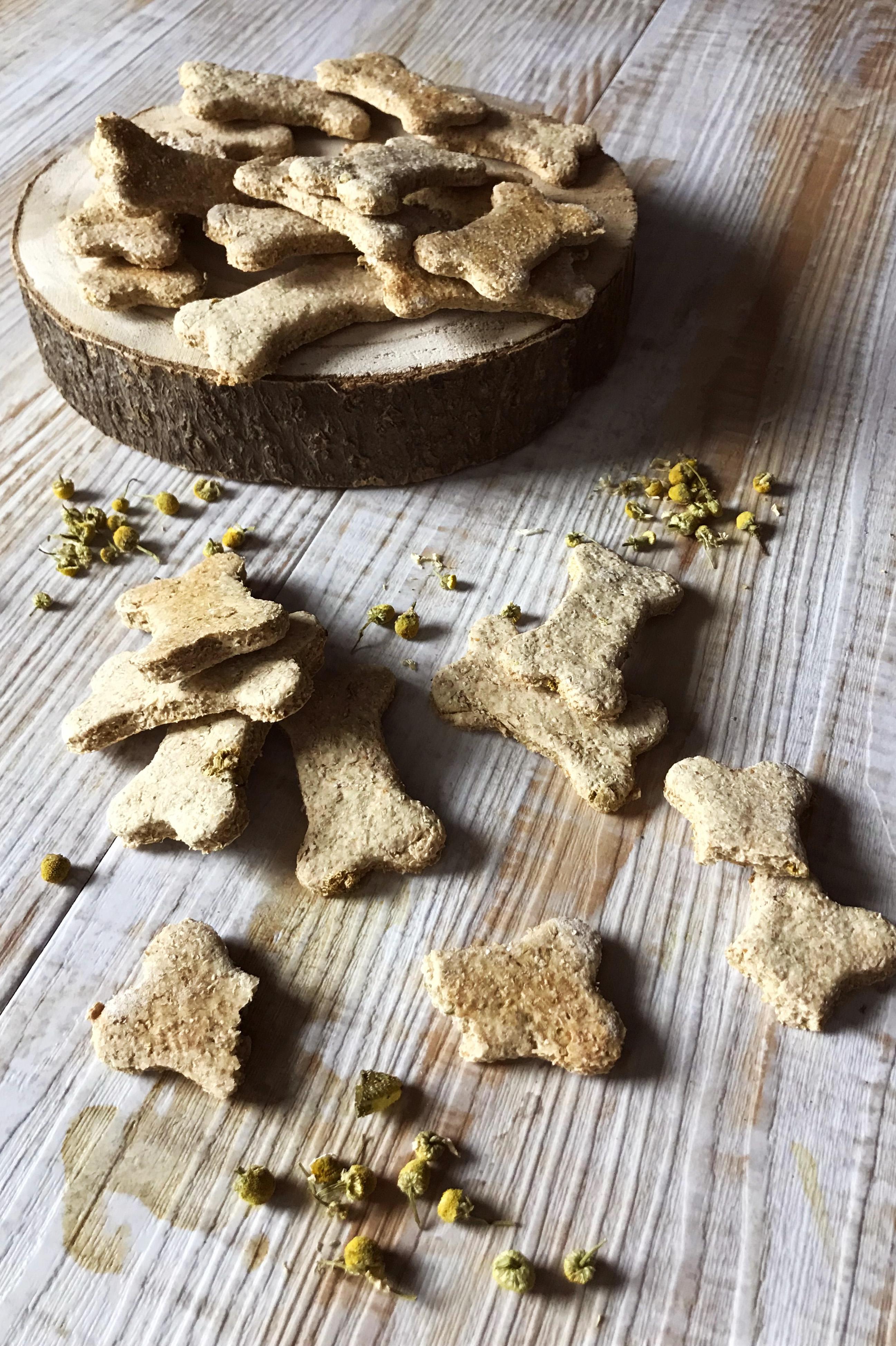 Biscotti alla camomilla