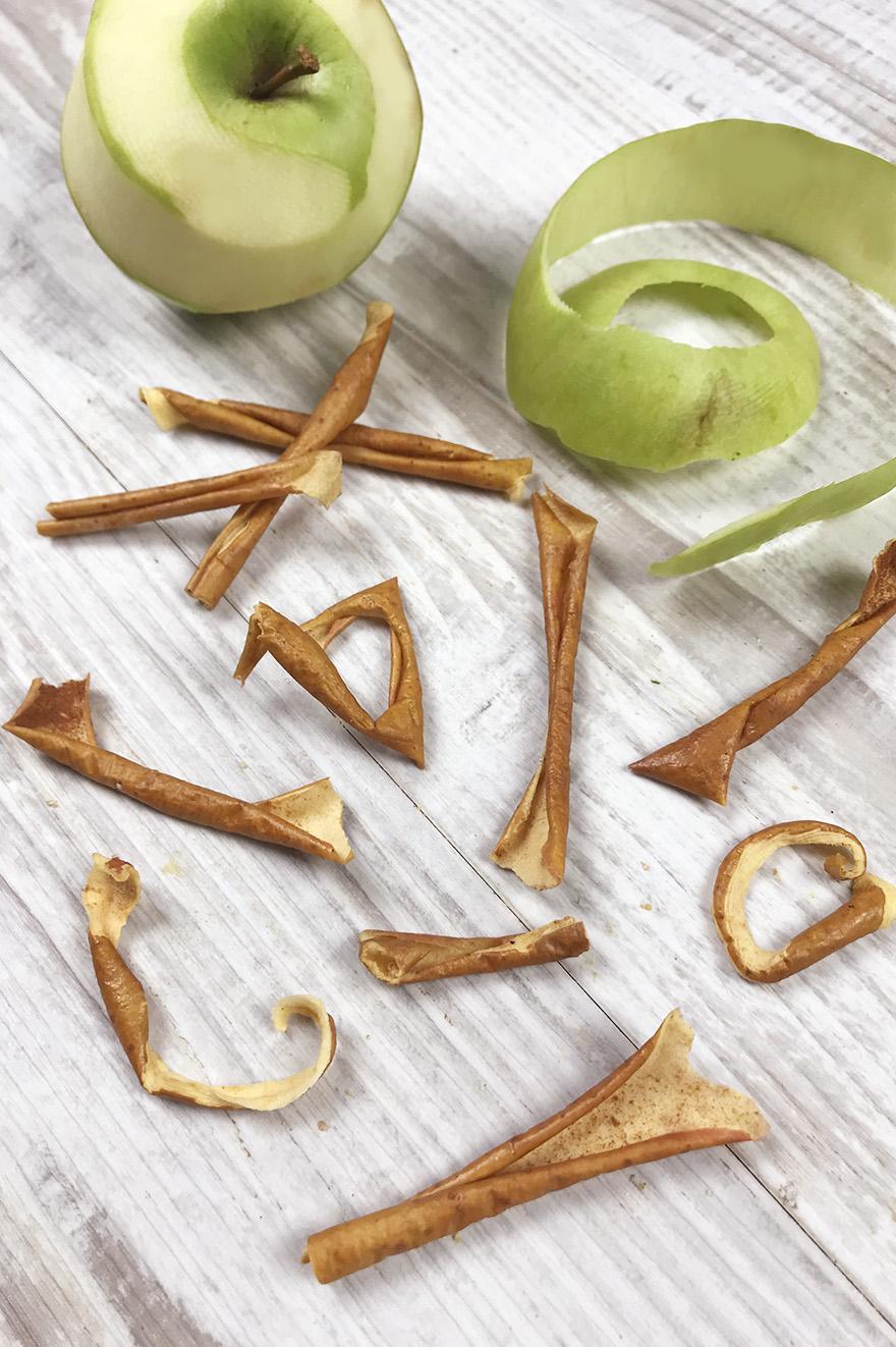 Bucce di mela essiccate ricette per cani