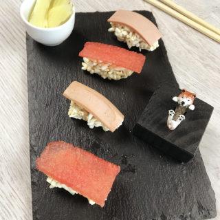 sushi per cani