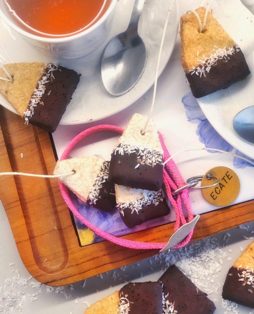 biscotti bustina di tè integrali