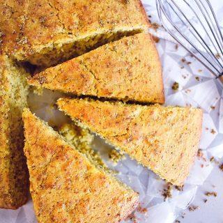 torta ai fiori sambuco