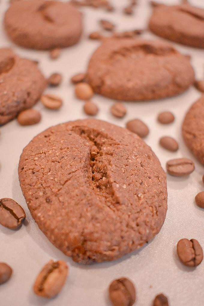 ricetta biscotti caffe