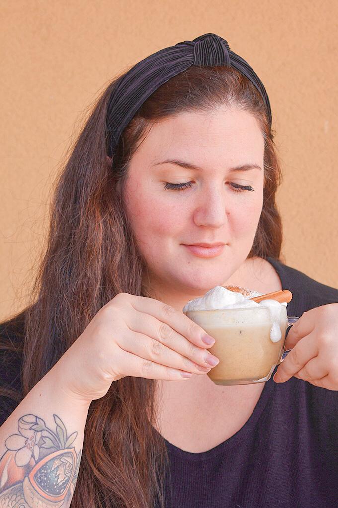 ricetta pumpkin spice latte