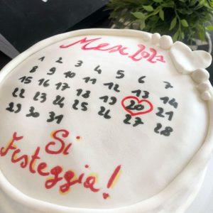 Torta calendario