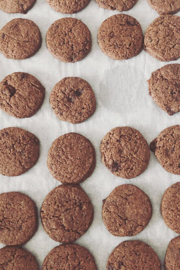 biscotti vegani cacao