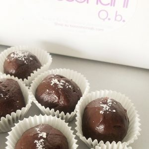 fudge cioccolato e sale